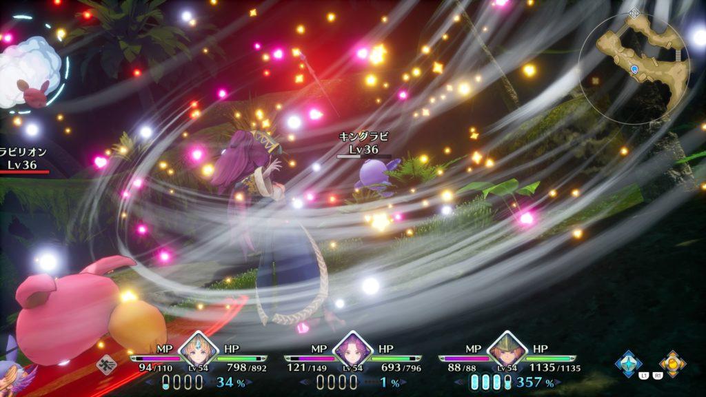 【聖剣3ToM】アンジェラのクラスチェンジ(その2)