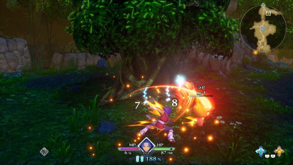 【聖剣3ToM】ホークアイの戦いかた