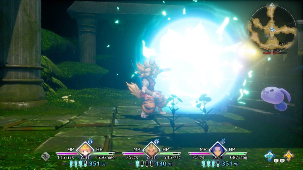 【聖剣3ToM】ケヴィンのクラスチェンジ(その2)