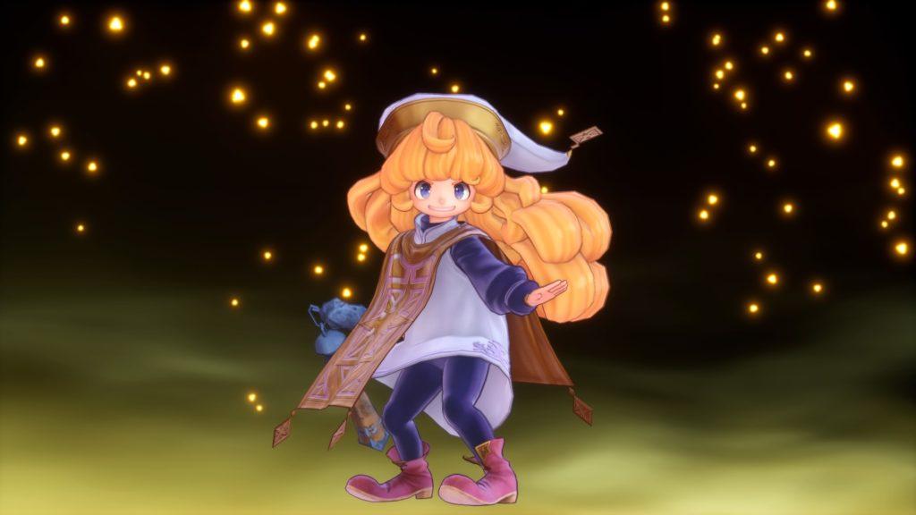 【聖剣3ToM】シャルロットのクラスチェンジ(その2)