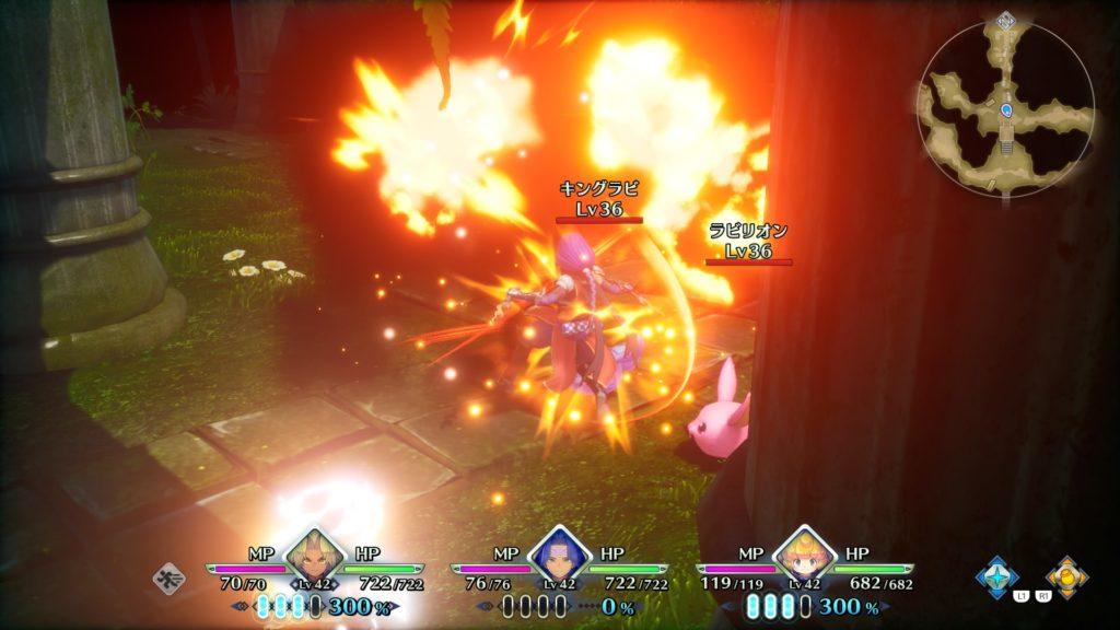 【聖剣3ToM】ホークアイのクラスチェンジ(その3)