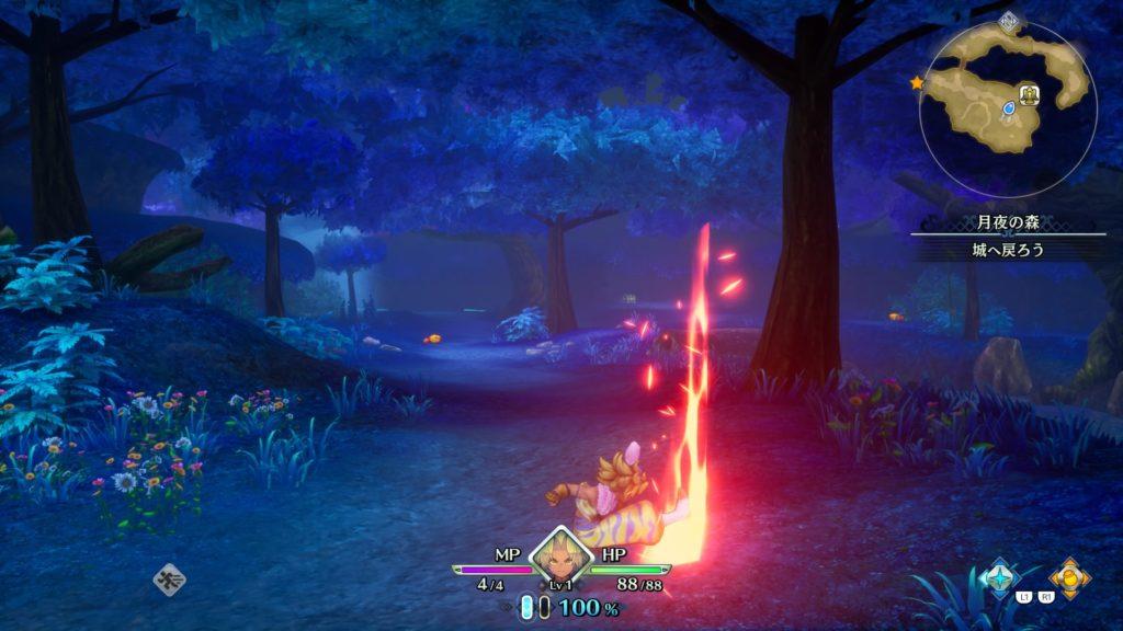 【聖剣3ToM】ケヴィンの戦いかた