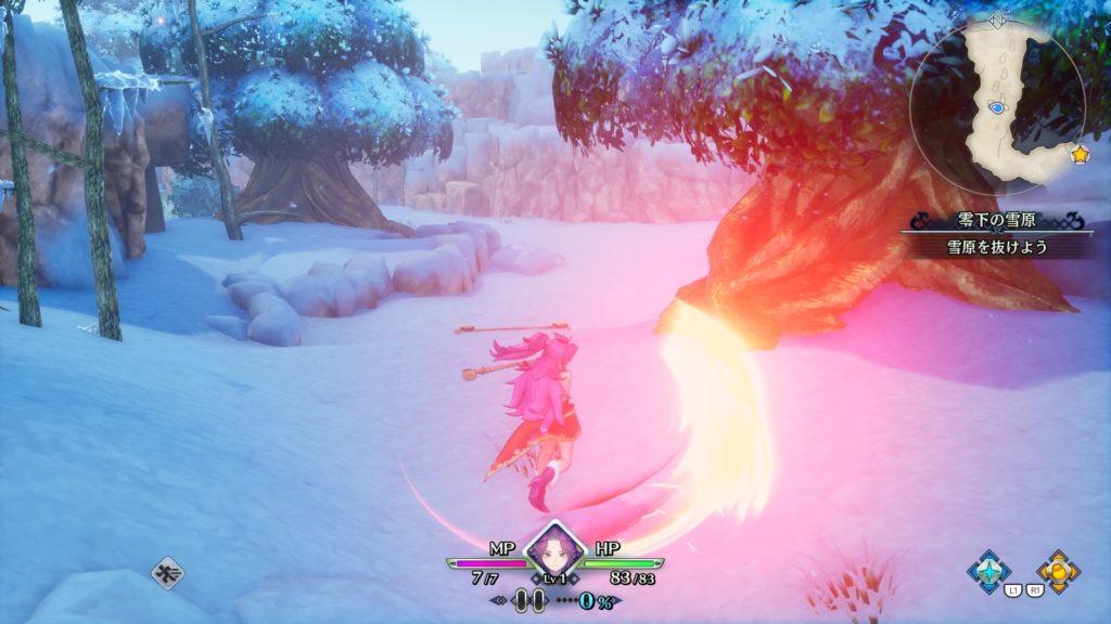 【聖剣3ToM】アンジェラの戦いかた