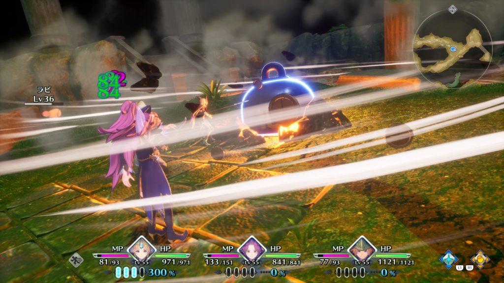 【聖剣3ToM】アンジェラのクラスチェンジ(その3)