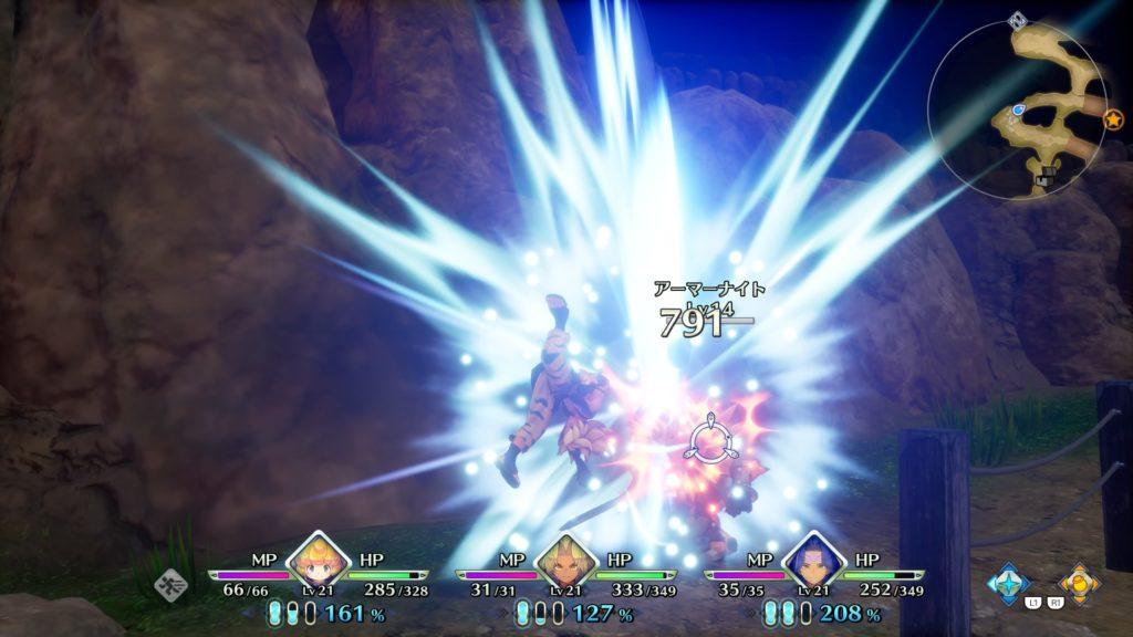 【聖剣3ToM】ケヴィンのクラスチェンジ(その1)